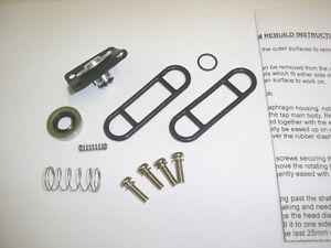 Triumph 750 / 900 Trident Vacuum Fuel Tap Petcock Rebuild Repair Kit