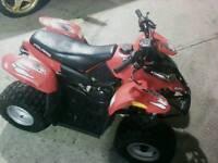 Quad bike kids polaris 50cc like suzuki lta50 lt50