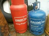 Calor gas bottle butane propane