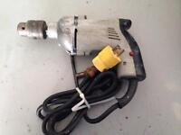 Industrial power screwdriver without drill press