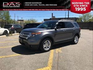 2012 Ford Explorer XLT NAVIGATION/LEATHER/PANORAMIC SUNROOF