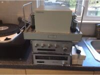 Radford STA15 Power Amp SC15 Pre Amp & FM2 Tuner