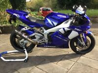 Stunning Yamaha r1 2002 5jj very last of carb models