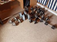 Various weights