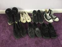 Job Lot of 7 Pairs of Men's Shoes