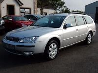 2006 ford mondeo zetec 1.8 petrol estate motd until sept 2017 CHEAP ESTATE CAR ALL CARDS WELCOME