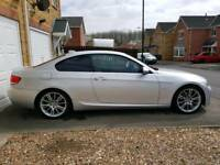 Bmw 3 series coupe 2008 m sport