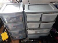 2 storage units