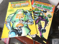Judge Dredd The Early Cases x25 / Graphic Novel Comic