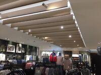 Labourer/ Traniee Ceiling Fixer