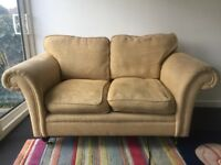 2 seater Laura Ashley sofa in fair condition