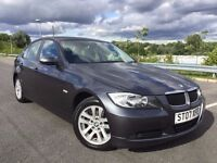 2007 BMW 3 SERIES 2.0 318d SE, FULL SERVICE HISTORY, 2 OWNERS 4dr