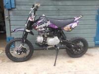110cc stomp pitbike/ dirt bike