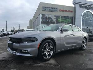 2016 Dodge Charger SXT AWD * LEATHER * NAVIGATION