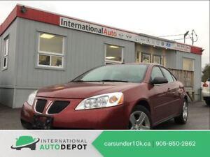 2008 Pontiac G6 SE | MOONROOF | REMOTE START