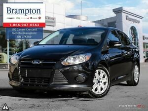 2014 Ford Focus SE | TRADE-IN | LOW KMS | BLUETOOTH | CD | HEATE
