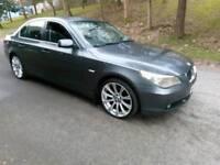 MINT BMW 525d e60 Mot April 19 ( 530d 520d 320d Audi A4 )