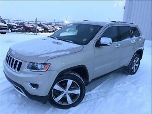 2015 Jeep Grand Cherokee Limited AWD - As new!!!