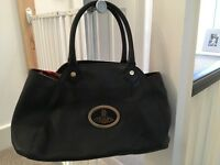 Vivienne Westwood Small Cameo Leather Bag