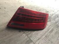 AUDI A5 8T 8T8 2014 SPORTBACK REAR BRAKE LAMP TAIL LIGHT RIGHT DRIVER SIDE O/S