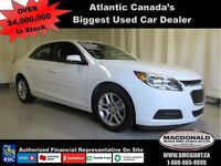 2014 Chevrolet Malibu 1LT  Only 18,800 Kms