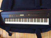 Korg Kross 88 Workstation Keyboard including gig bag/soft carry case