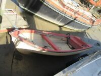 14.5 ft grp rowing boat