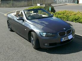 BMW 325D CONVERTIBLE - E93