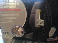 For sale electric massage chair cushion