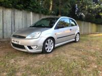 """Ford Fiesta 1.4 Limited Edition """"Silver"""""""