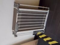 Room Divider Extra Large with Gate in Good Condition