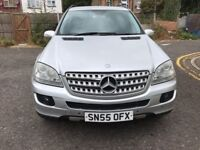 2006 Mercedes-Benz M Class 3.0 ML320 CDI Sport 7G-Tronic 5dr Automatic @07445775115