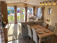 BRAND NEW TOTAL LUXURY HOLIDAY HOME FOR SALE ON 12 MONTH SEA VIEW CARAVAN PARK DURHAM COAST