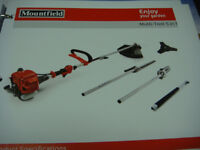 MOUNTFIELD VERSATILE 5 IN 1 MULTI TOOL GREAT VALUE