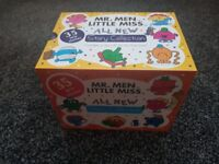 Mr Men and Little Miss Book box set
