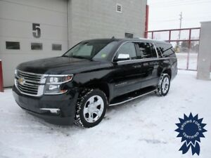 2016 Chevrolet Suburban LTZ 8 Passenger - DVD - HUD - Loaded