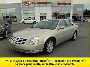 2008 Cadillac DTS Deluxe **BAS KILOMÉTRAGE**