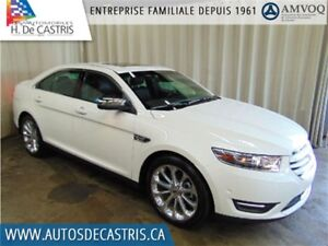 2016 Ford Taurus LIMITED*NAVI, AWD, CUIR, TOIT OUVRANT