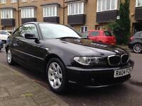 BMW 3-Series Coupe Black