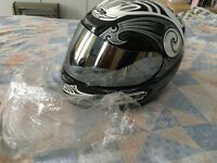 Lazer motorcycle helmet