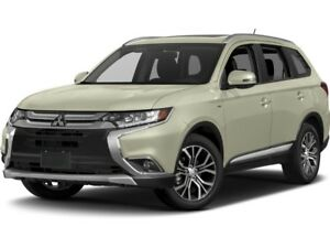 2016 Mitsubishi Outlander ES ACCIDENT FREE & ONE OWNER