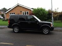 Land Rover Discovery TDV6 GS Automatic 58 reg