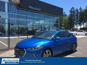 2017 Hyundai Elantra GLS | SUNROOF | BLIND SPOT DETECTION
