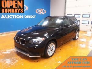 2015 BMW X1 AWD! HUGE SUNROOF! FINANCE NOW!