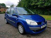 2008 RENAULT SCENIC DYNAMIQUE * ONLY 41000 MILES *