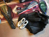 Squash Kit Complete