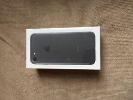 iPhone 7 128gb brand new sealed EE T-Mobile virgin BT Orange