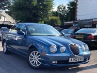 Jaguar S-Type 3.0 V6 Automatic Excellent Condition 4 New Tyres 3 Months Warranty Leather Seatts