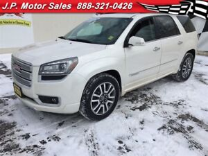 2014 GMC Acadia Denali, Auto, Navi, Leather, Sunroof, AWD