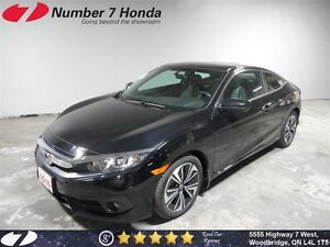 2016 Honda Civic EX-T| 14,684 KM, Turbo, Backup Cam!